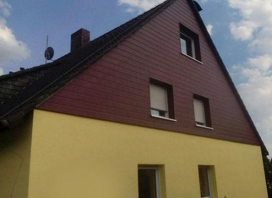 Fassadenarbeit Nürnberg Schwabach Erlangen Fürth